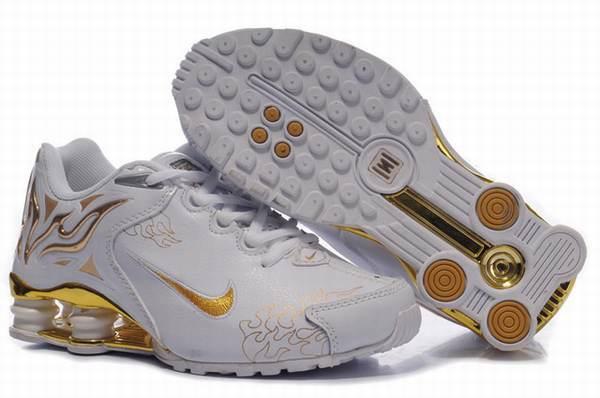 chaussures nike shox de sortie